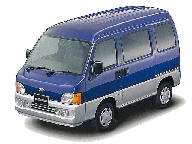 スバル サンバーディアスバン 新型・現行モデル