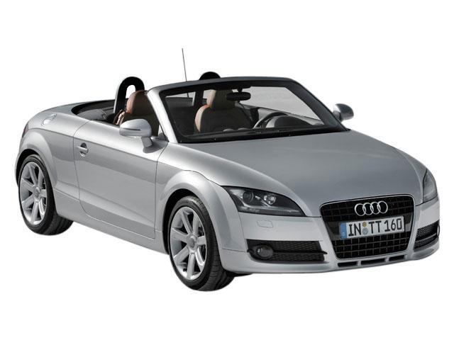 アウディ TTロードスター 新型・現行モデル