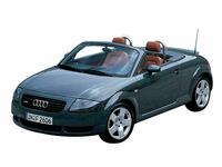 アウディ TTロードスター 2002年1月〜モデルのカタログ画像