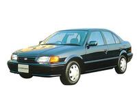 トヨタ コルサセダン 1996年8月〜モデルのカタログ画像