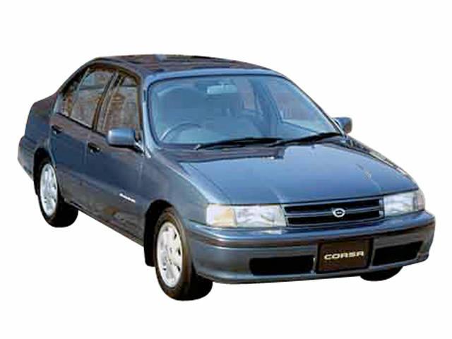 トヨタ コルサセダン 1992年8月〜モデル