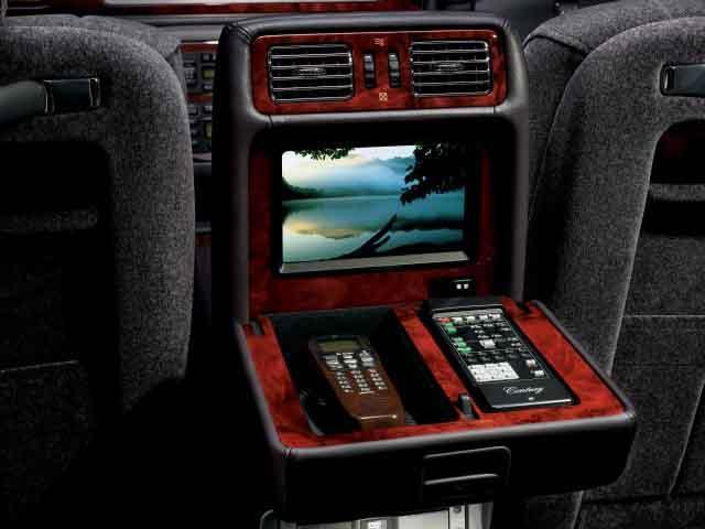 トヨタ センチュリー 2008年1月〜モデル