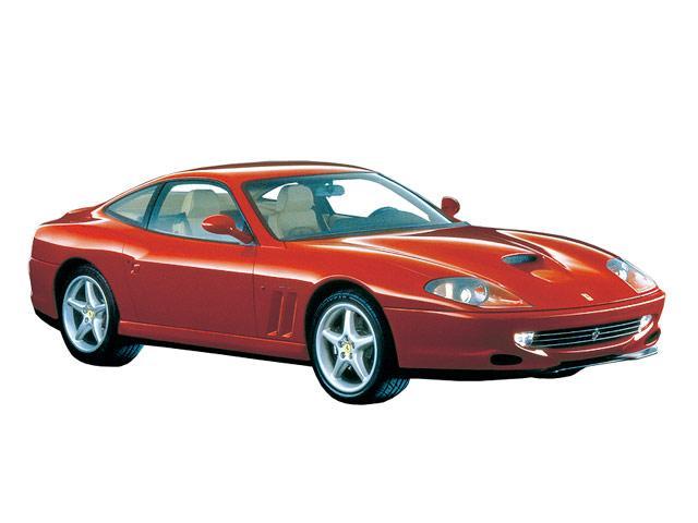 フェラーリ 550マラネロ 1998年1月〜モデル