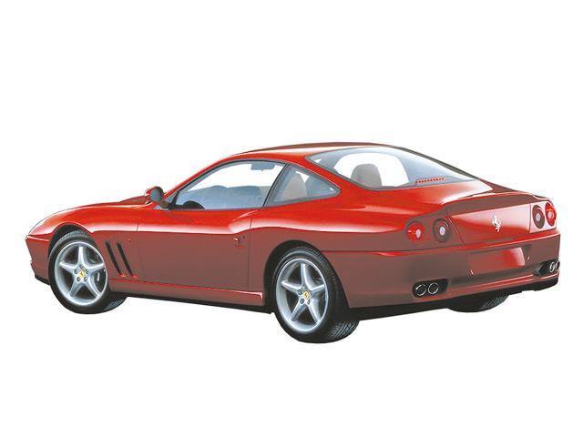 フェラーリ 550マラネロ 新型モデル