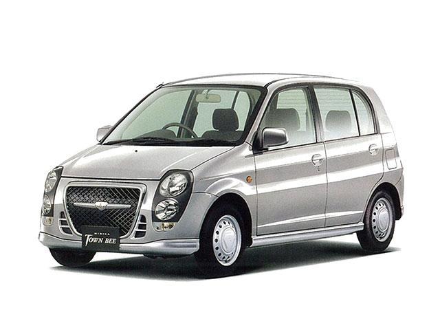 三菱 ミニカタウンビー 新型・現行モデル