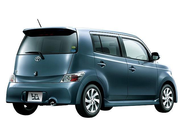 トヨタ bB 2008年10月〜モデル