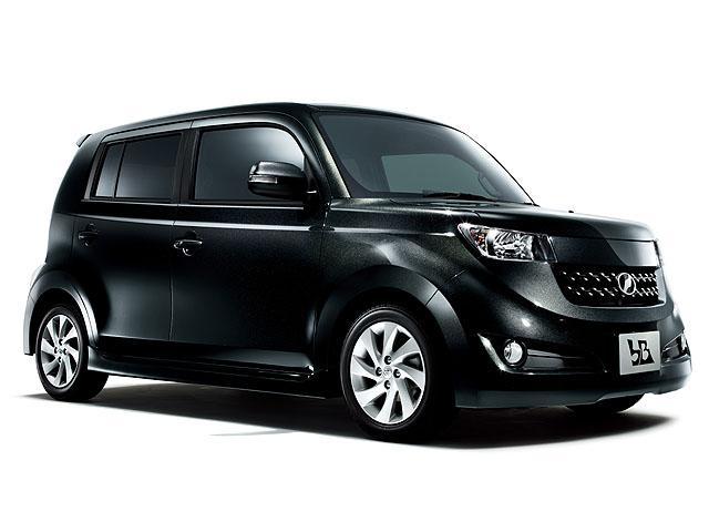 トヨタ bB 新型・現行モデル