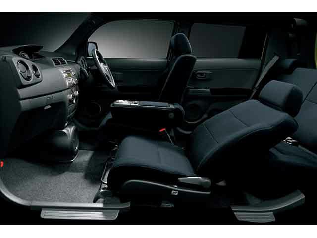 トヨタ bB 2007年8月〜モデル