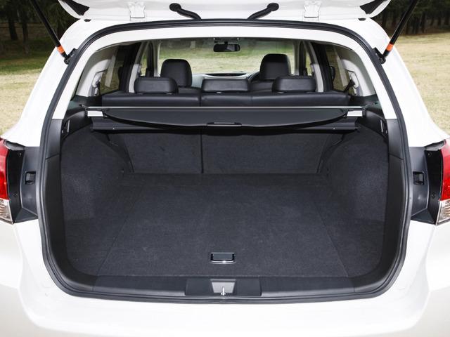 スバル レガシィツーリングワゴン 2009年5月〜モデル