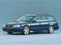 スバル レガシィツーリングワゴン 1998年6月〜モデルのカタログ画像