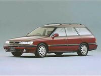 スバル レガシィツーリングワゴン 1992年6月〜モデルのカタログ画像