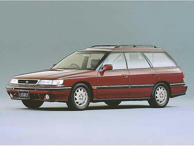 スバル レガシィツーリングワゴン 1992年6月〜モデル