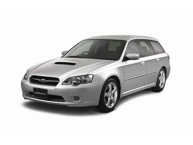 スバル レガシィツーリングワゴン 2003年5月〜モデル