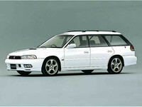 スバル レガシィツーリングワゴン 1996年6月〜モデルのカタログ画像