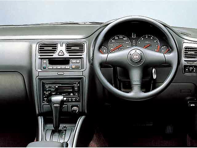 スバル レガシィツーリングワゴン 1993年10月〜モデル