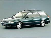 スバル レガシィツーリングワゴン 1993年10月〜モデルのカタログ画像