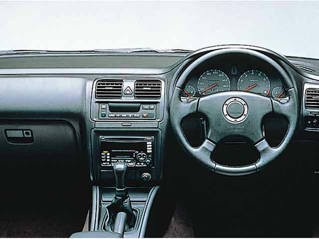 スバル レガシィツーリングワゴン 1996年6月〜モデル