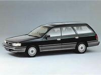 スバル レガシィツーリングワゴン 1989年2月〜モデルのカタログ画像