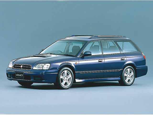 スバル レガシィツーリングワゴン 1999年5月〜モデル