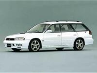 スバル レガシィツーリングワゴン 1997年9月〜モデルのカタログ画像