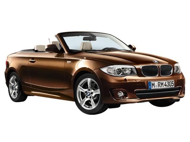 BMW 1シリーズカブリオレ 2011年6月〜モデル