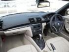 BMW 1シリーズカブリオレ 2008年10月〜モデル