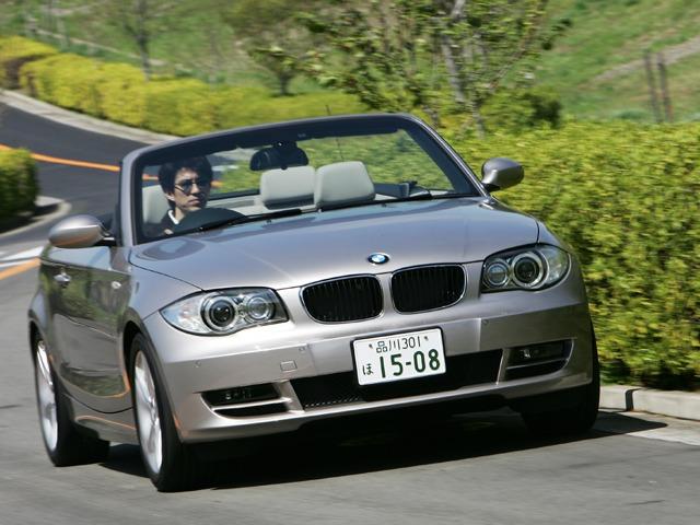 BMW 1シリーズカブリオレ 新型・現行モデル