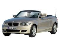 BMW 1シリーズカブリオレ 2008年3月〜モデルのカタログ画像