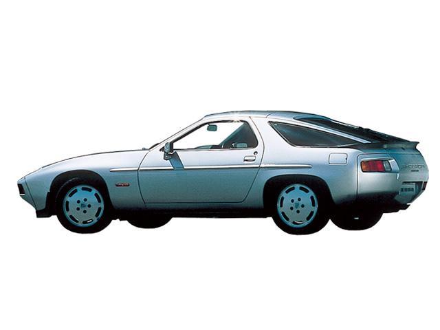 ポルシェ 928 1977年10月〜モデル