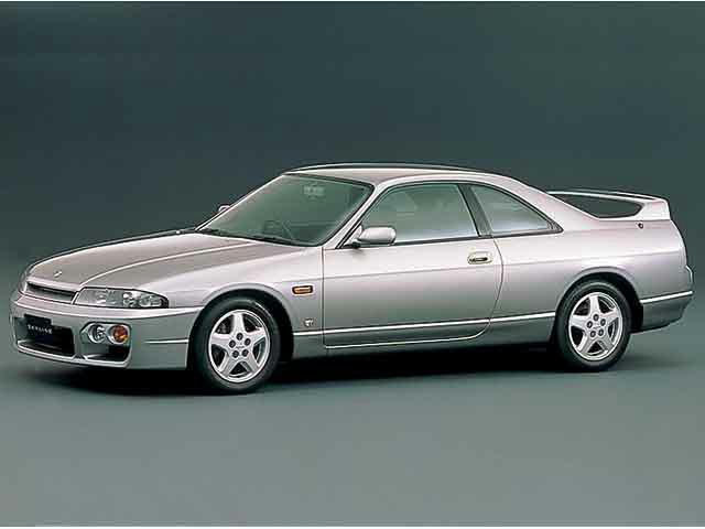 日産 スカイラインクーペ 1997年2月〜モデル