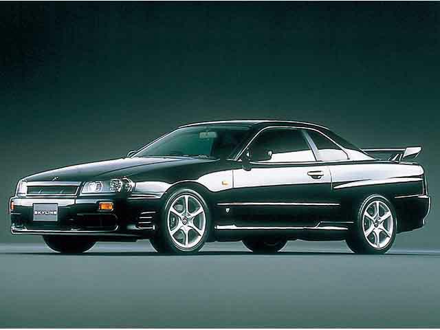 日産 スカイラインクーペ 1998年5月〜モデル