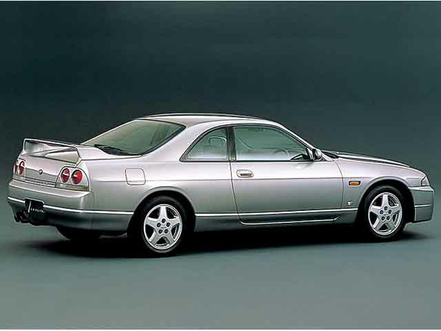 日産 スカイラインクーペ 1996年1月〜モデル