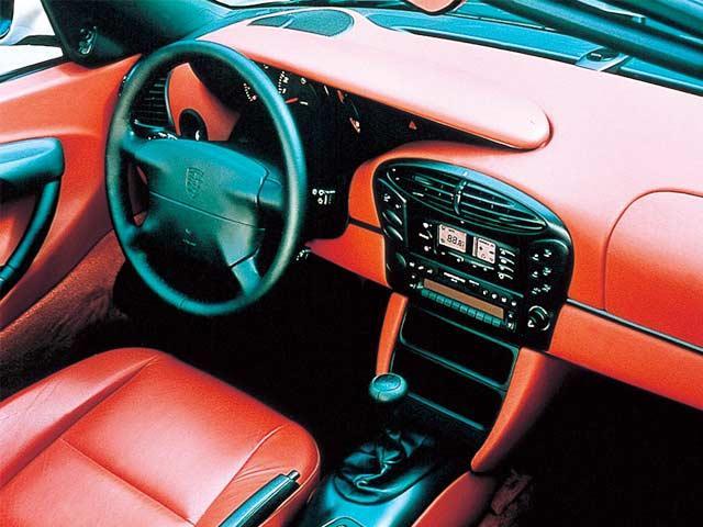 ポルシェ ボクスター 2001年9月〜モデル