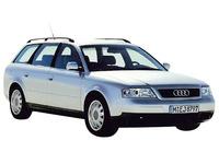 アウディ A6アバント 2000年10月〜モデルのカタログ画像