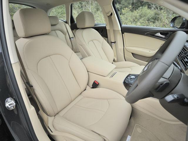 アウディ A6アバント 2013年7月〜モデル