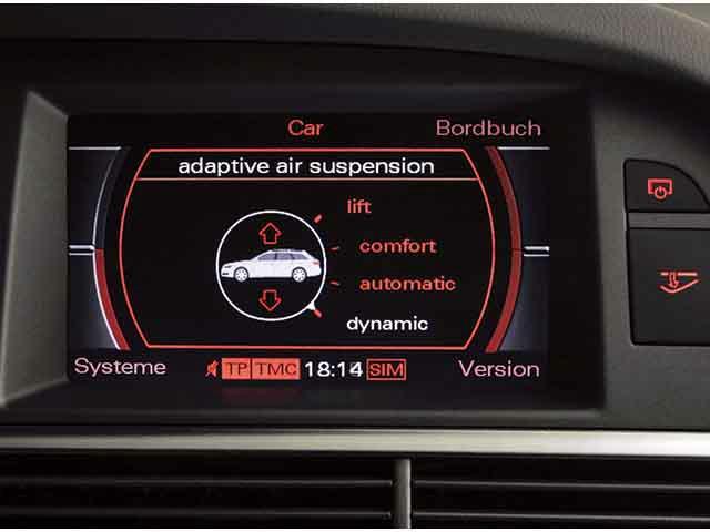 アウディ A6アバント 2007年8月〜モデル