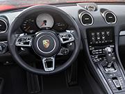ポルシェ 718ボクスター 2017年10月〜モデル