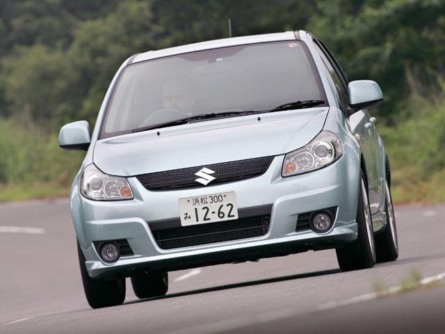 スズキ SX4 新型・現行モデル
