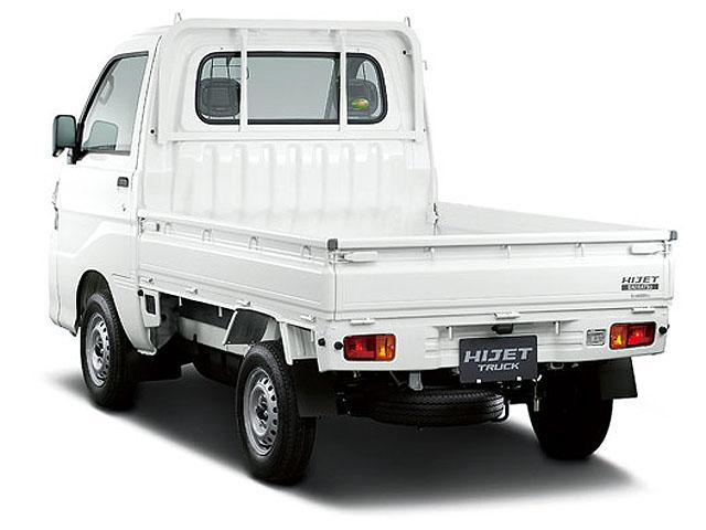 ダイハツ ハイゼットトラック 2007年12月〜モデル