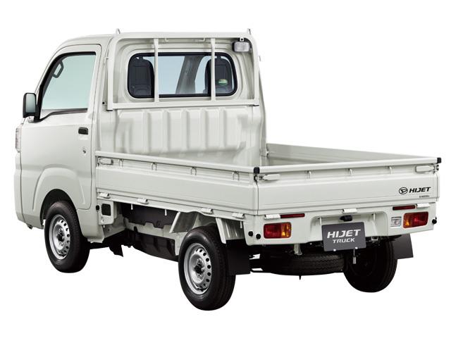 ダイハツ ハイゼットトラック 新型・現行モデル
