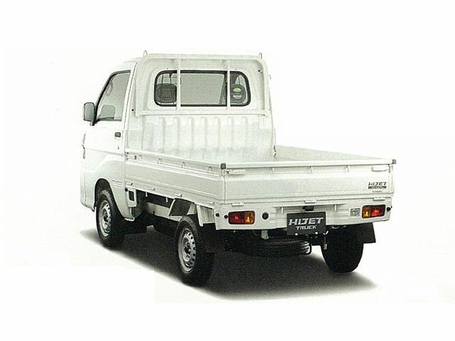 ダイハツ ハイゼットトラック 2004年12月〜モデル