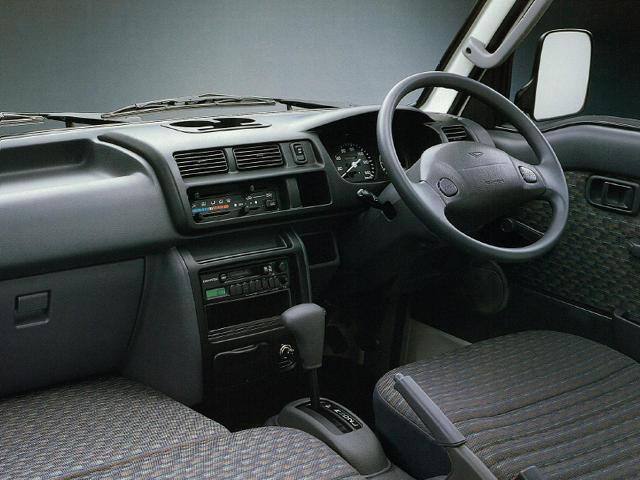 ダイハツ ハイゼットトラック 2001年1月〜モデル