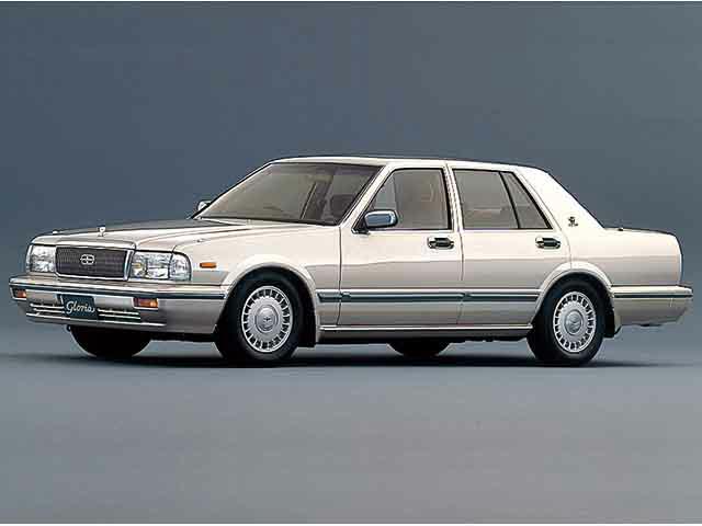 日産 グロリアセダン 1991年6月〜モデル