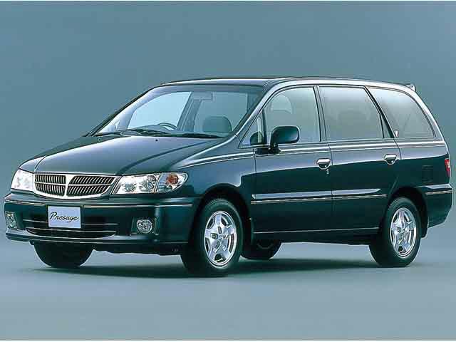 日産 プレサージュ 2000年11月〜モデル
