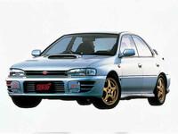 スバル インプレッサSTI 1995年8月〜モデルのカタログ画像