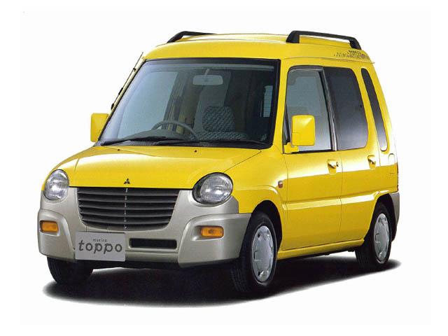 三菱 ミニカトッポ 新型モデル