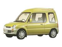 三菱 ミニカトッポ 1997年1月〜モデルのカタログ画像