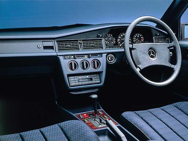 メルセデス・ベンツ 190クラス 1989年9月〜モデル