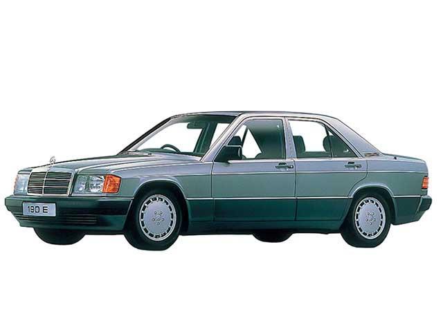 メルセデス・ベンツ 190クラス 1990年8月〜モデル