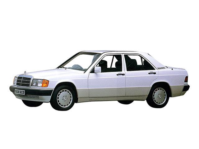 メルセデス・ベンツ 190クラス 1991年8月〜モデル